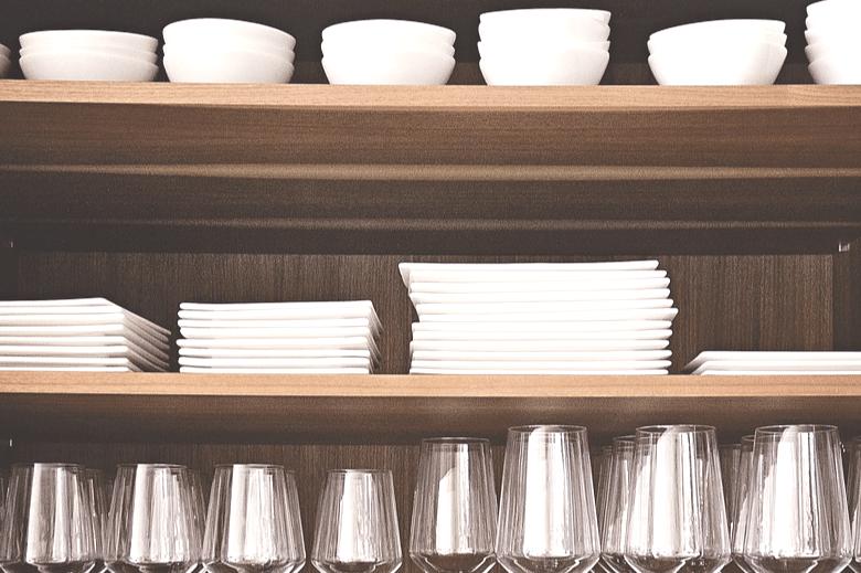 Organize Kitchen Cabinet