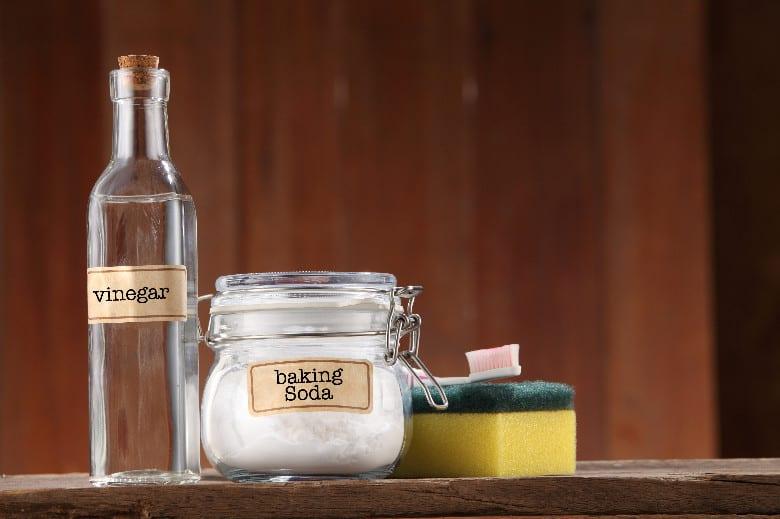 Baking soda & vinegar