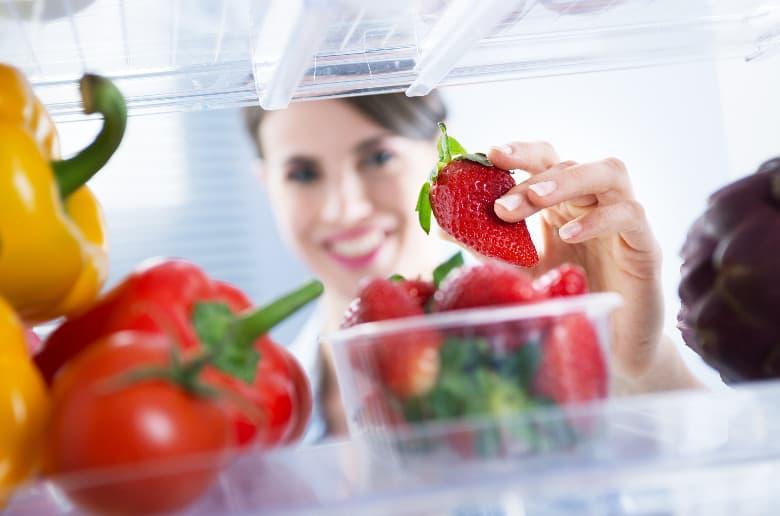 Refrigerator Produce