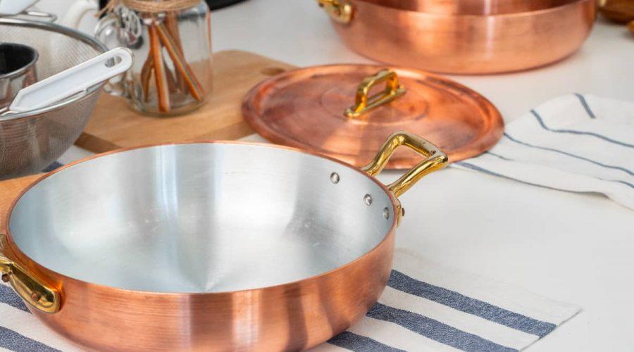 Best Non Stick Copper Cookware